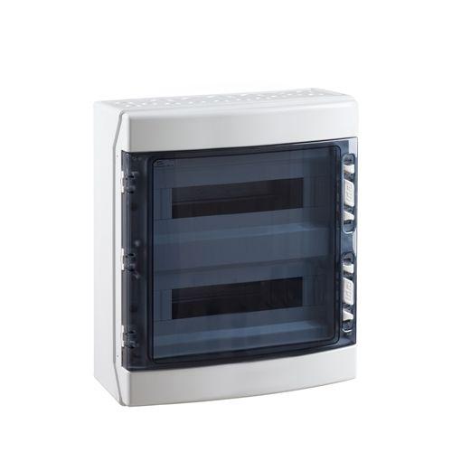 36 Module 2 row IP65 Distribution Board