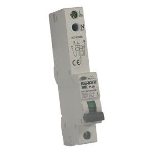 CTI 40 Amp 30mA Single Module RCBO