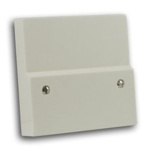 45 Amp Connection Plate Off White