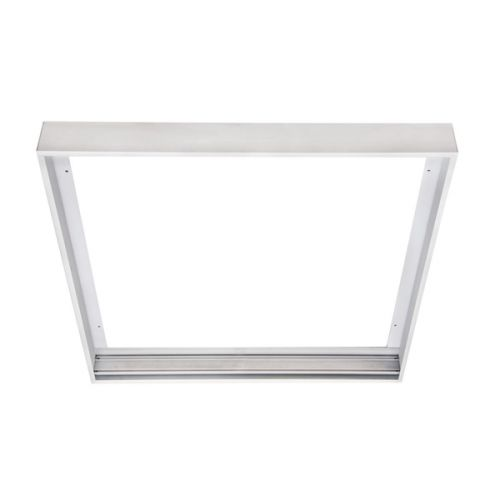 600 x 600mm Surface Mount Frame, White