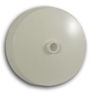 6 Amp Ceiling Rose Off White