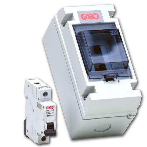 63 Amp Type C Main Overcurrent Device IP55