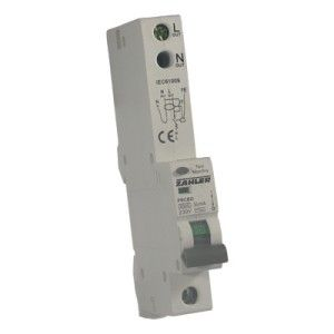 Proguard 6 Amp 30mA Single Module RCBO