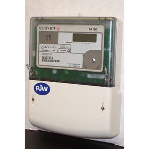 100 Amp 3 phase Direct Connection Meter With Pulse Output