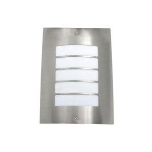 Stainless Steel Wall Light 60 Watt E27