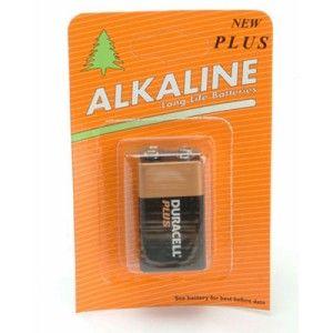 Duracell Alkaline (Repack) Battery 9vk1