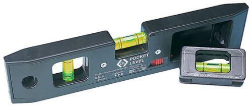 C.K Pocket Spirit Level 210mm T3482