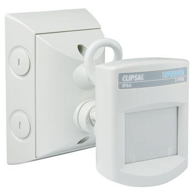 Clipsal Infrascan E750WPRGY PIR Detector