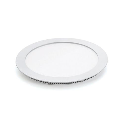 Contator 12W LED Circular Panel Downlight 160mm Cut-out