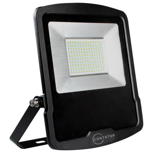 Contator Allu 80W 6500K LED Flood Light