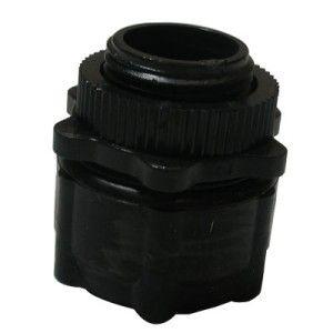 20mm Black Adaptor Glands (DPA2 BL)