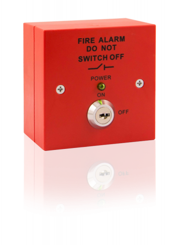 ESP Fire Isolation Switch