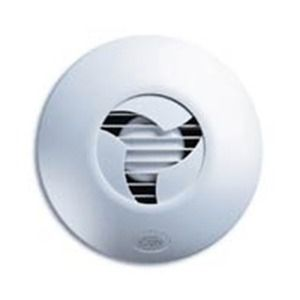 Airflow iCON 30 Extractor Fan with Auto-Iris Shutter