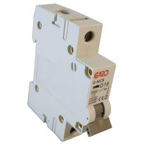 Garo 16 Amp Single Pole (Type D) MCB