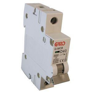 Garo 40 Amp Single Pole (Type D) MCB