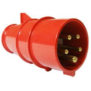 Garo 63 Amp IP44 5 Pin 400V Plug Top