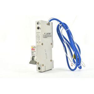 Garo 40 Amp 30mA Single Module RCBO Type C