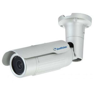 Geovision GV-BL120D 1.3M H.264 Low Lux IR Bullet IP Camera