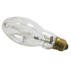 150 Watt Metal Halide (E27) HQI Clear Elliptical Lamp