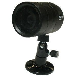 Day/Night Camera 5 To 8mtr Range With 4mm Fixed Lens