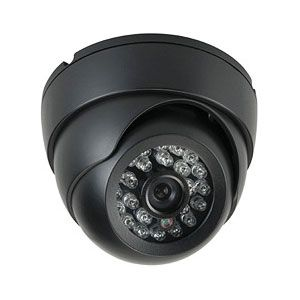 Day/Night Internal Dome Camera 8m Range With 4mm Fixed Lens