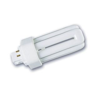 18 Watt 4 Pin PL Cool White Triple Turn Lamp