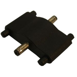 PVC Right Angle Connector for Thin Linear Strip Lights