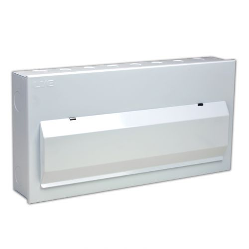 Live 22 Way Metal Clad Consumer Unit c/w 100A  Main Switch
