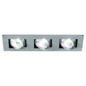 Halolite MR16 Tilt Aluminum Light Triple