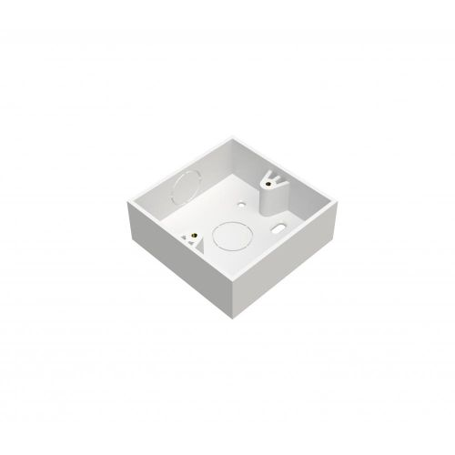 Metpro 1 Gang 32mm PVC Surface Box