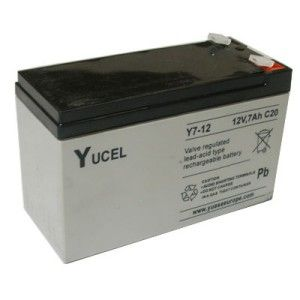 12 Volt 7.0 A.h Battery (suitable for MAG panels)