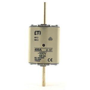 ETI 400 Amp Centre Blade (NH-2) Fuse