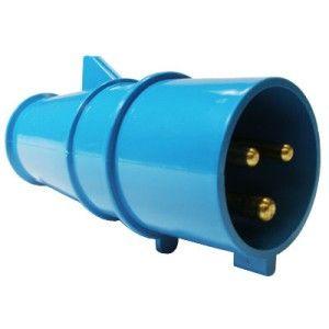 Garo 32 Amp IP44 3 Pin 230V Plug Top
