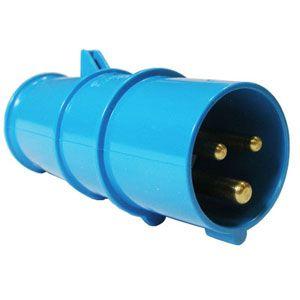 Garo 63 Amp IP44 3 Pin 230V Plug Top