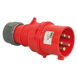 Garo 16 Amp IP44 5 Pin 400V Plug Top