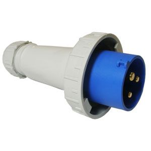 Garo 32 Amp IP67 3 Pin 230V Plug Top