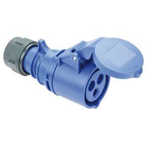 Garo 16 Amp IP44 3 Pin 230V Trailing Socket