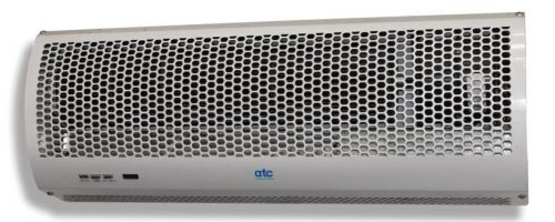 SunRay 3KW Over Door Heater c/w Remote Control