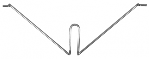 SWA Firefly Safety Trunking Clips Internal 40mmx16mm