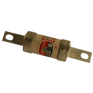 English Electric 2 Amp Centre Bolted (TB) Fuse