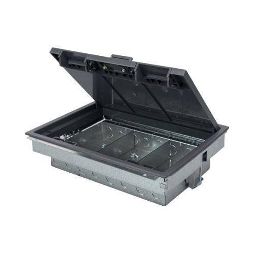 TFB3/76 3 Compartment Cavity Floorbox