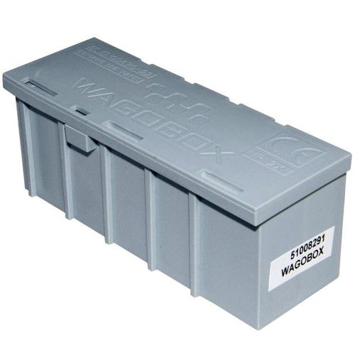 Wagobox Light Junction Box for 224 Series Connectors Wago 513032