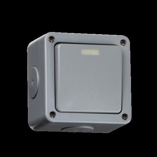 Weatherproof IP66 10A 1G 2 Way Switch