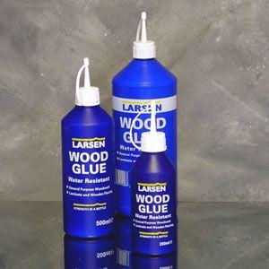 Water Resistant Wood Glue 250ml