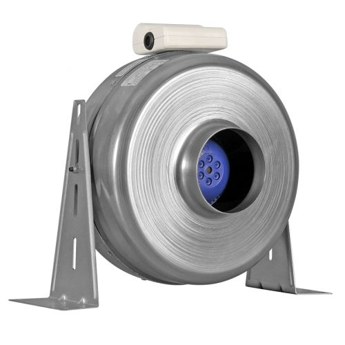 XID100 100mm Centrifugal Metal Inline Duct Fan